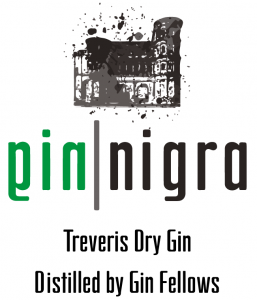 gin|nigra Treveris Dry Gin  BLACK EDITION  45,0%vol